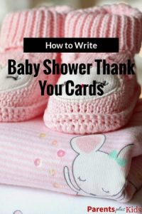 Do you struggle writing baby shower thank you notes? Are you always searching for that perfect baby shower thank you cards wording? Check out the article to get tips and advice to learn what you need to write for you baby shower notes wordings. #babyshower #newmom #newbaby