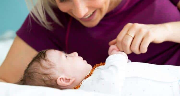 Parent's Guide to Amber Teething Necklace