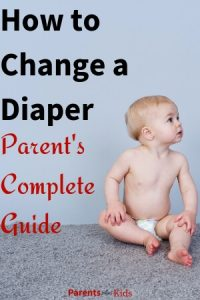 Tips and advice to learn how to change a diaper step by step for your boy or girl. This article is going to give you some parenting hacks to make sure your next diapering is done well. #newborn #baby #newmom #newdad #firsttimedad #parenting #parentingtips #diapers