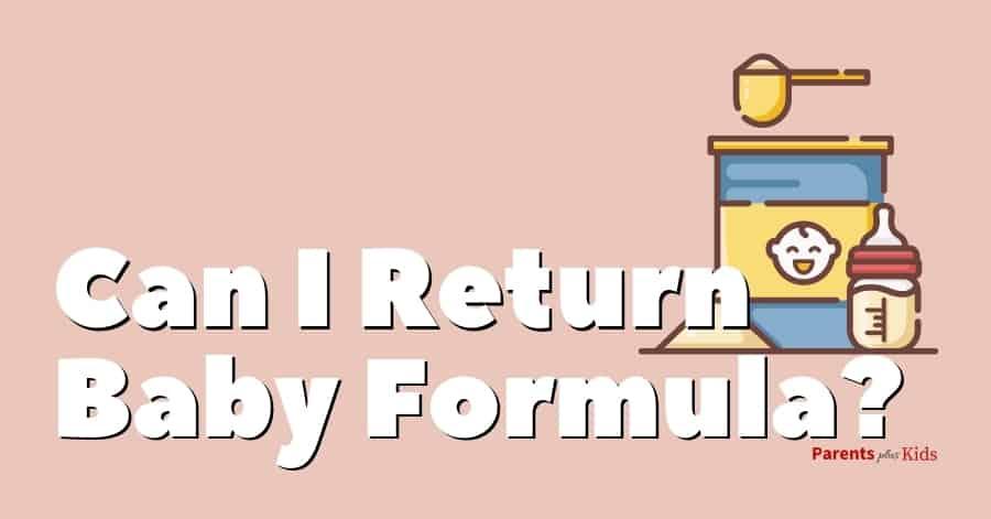 returning infant formula featured image