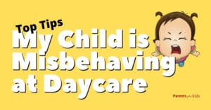 10 Tips to Handle a Child Acting Out at Daycare