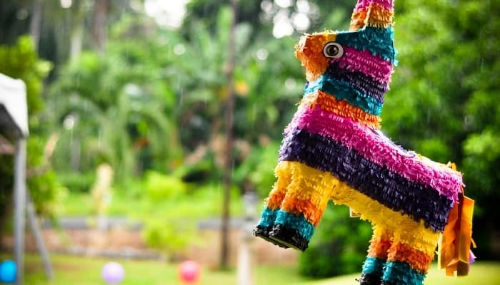 pinata for a kids party
