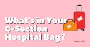 What to Bring to the Hospital for Your C-Section?