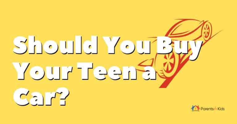 should you buy your teen a car featured image